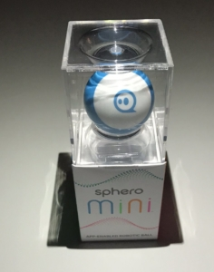 Sphero Mini in der Originalverpackung