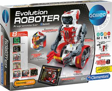 Neu Clementoni Galileo - Evolution Roboter 6660129