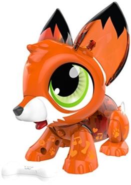 Build a Bot Fuchs , MINT- Spielzeug für Kinder von 5-12 Jahren .Roboter-Bausatz von KD Germany - 1